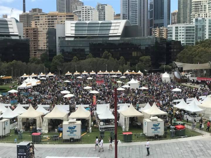 Matsuri in Sydney 2018